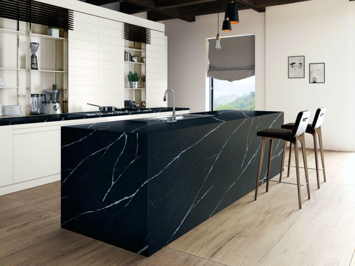 silestone kitchen europea eternal marquina 2 | Cosentino